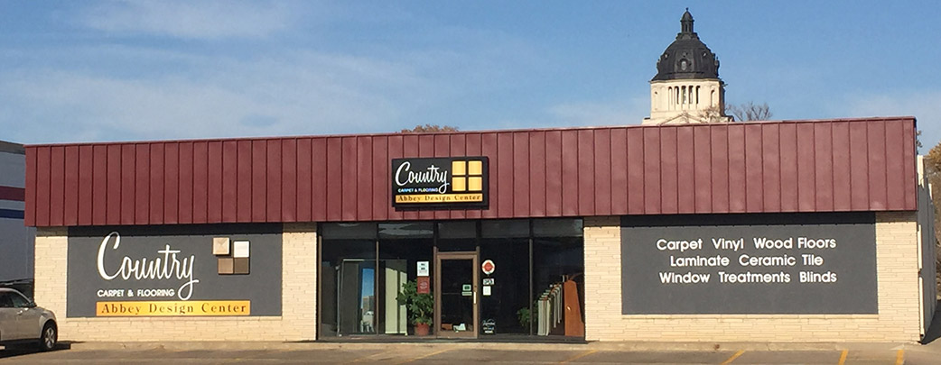 Country Carpet & Flooring 414 East Sioux Ave.  Pierre, SD 57501
